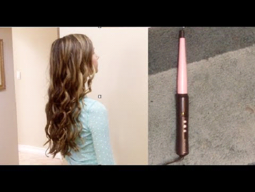 A look at the best curling wands for thick hair kalista salon you an overview of the product lets look at this video clip to gives you an idea on how to curl your hair through remington pear ceramic curling wand urmus Gallery