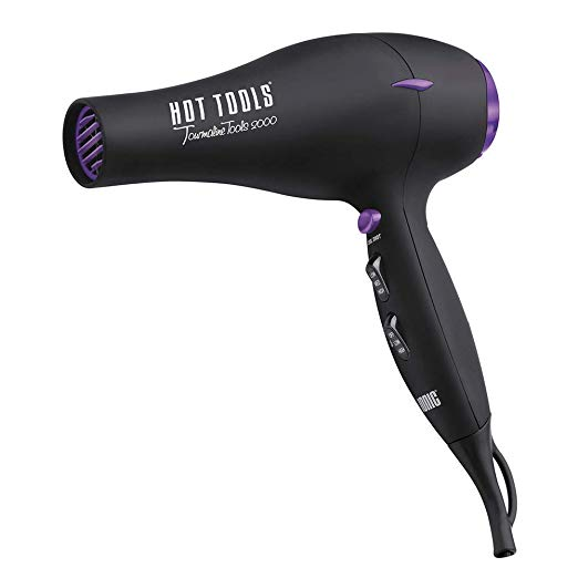 Hot Tools Ionic Anti-Static 1875 Watt Model 1023 Professional Dryer