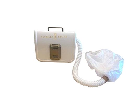 Gold N' Hot Professional Ionic Soft Bonnet Dryer