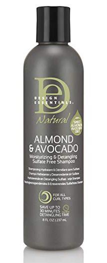 Design Essentials Natural Super Moisturizing & Detangling Shampoo