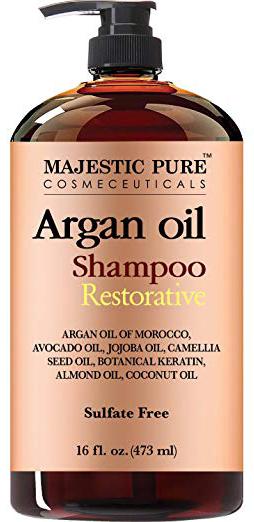 Majestic Pure Argan Oil Shampoo