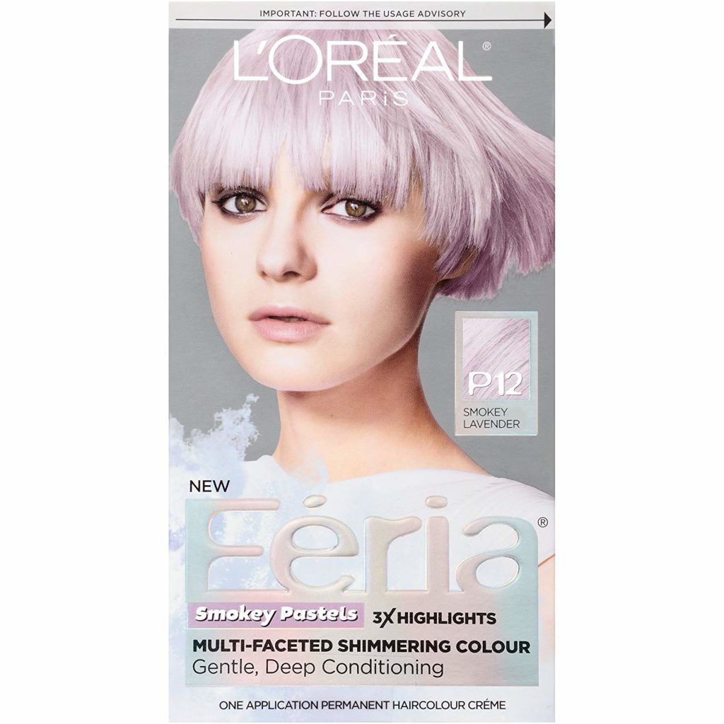 The Best Lavender Hair Dye Brand And Lavender Hair Color