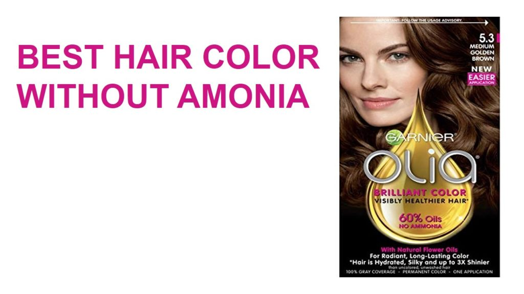 Best Hair Colour Without Ammonia