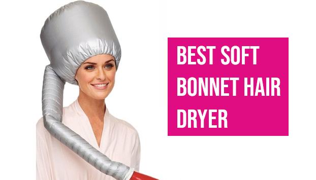 Best Soft Bonnet Hair Dryer