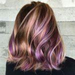 Lavender and Copper Love Affair
