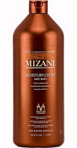 Mizani Moisturfusion Milk Bath Hair shampoo