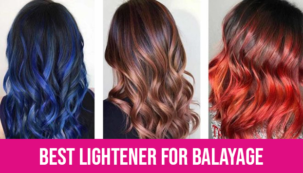 The Best Lightener for Balayage to Keep Your Hair Color in