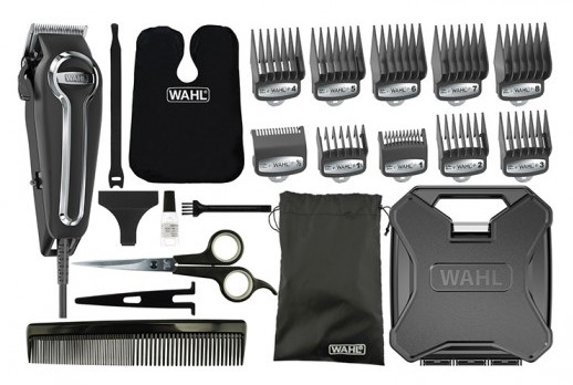 wahl hair clipper package
