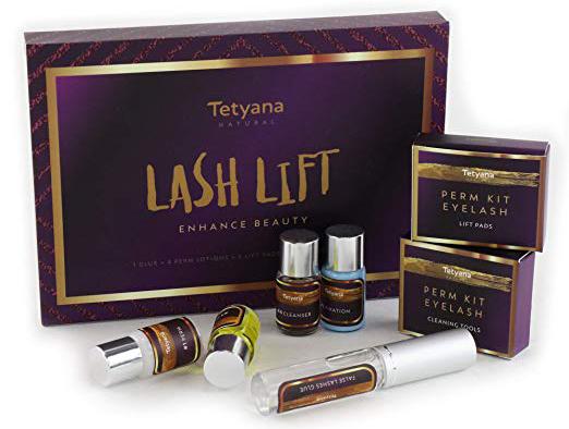 Professional Quality Eyelash Perm Kit