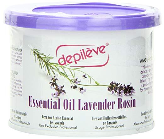 Essential Rosin Wax Oil, Lavender