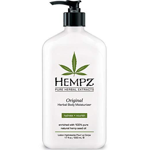Pure Herbal Extract: Original Herbal body Moisturizer