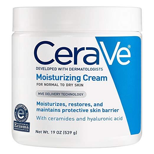 Moisturizing Cream For Normal To Dry Skin