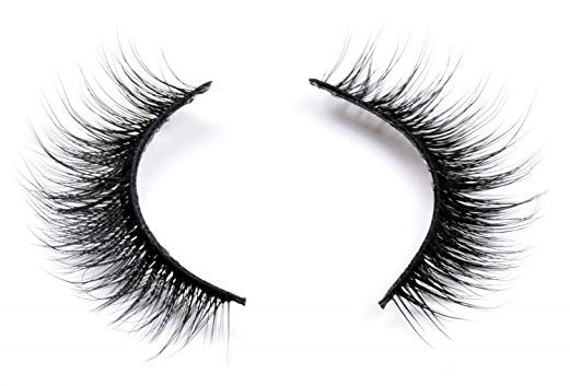Wleec Beauty 3D Silk Eyelashes Handmade False Eyelash