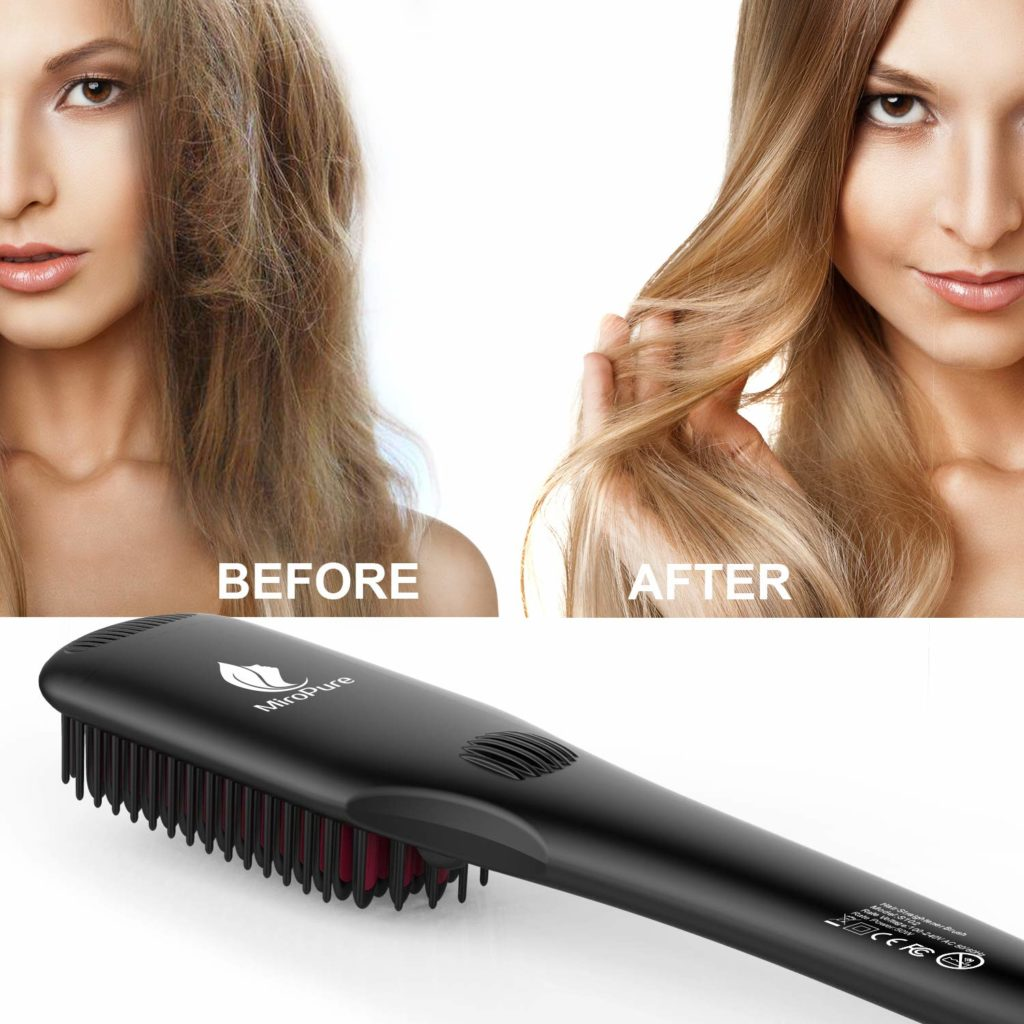 Micropure Ionic Hair brush