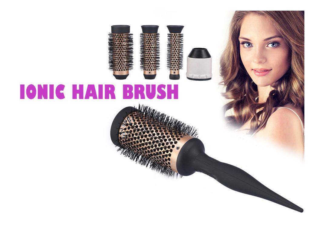 Ionic Hair Brush