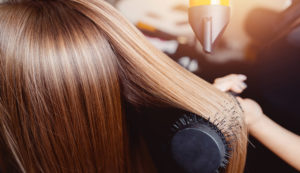 How is Brazilian blowout done?