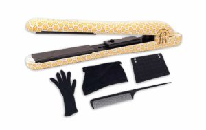 Fahrenheit Hair Straightener and accessories