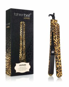 Fahrenheit Hair Straightener Leopard
