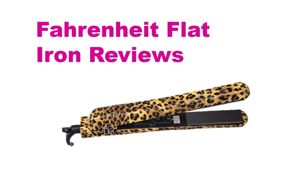 Fahrenheit Flat Iron Reviews
