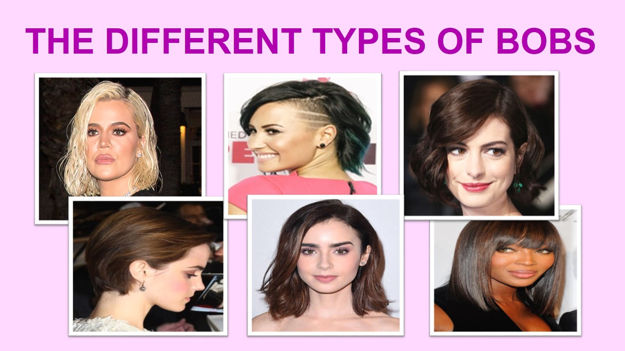 The Different Types of Bobs: A Comprehensive Guide to Bobbed Cuts (With  Celeb-Inspired Styles) • Kalista Salon
