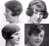classic but hair cut