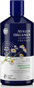 Avalon Organics Anti-Dandruff Medicated Shampoo