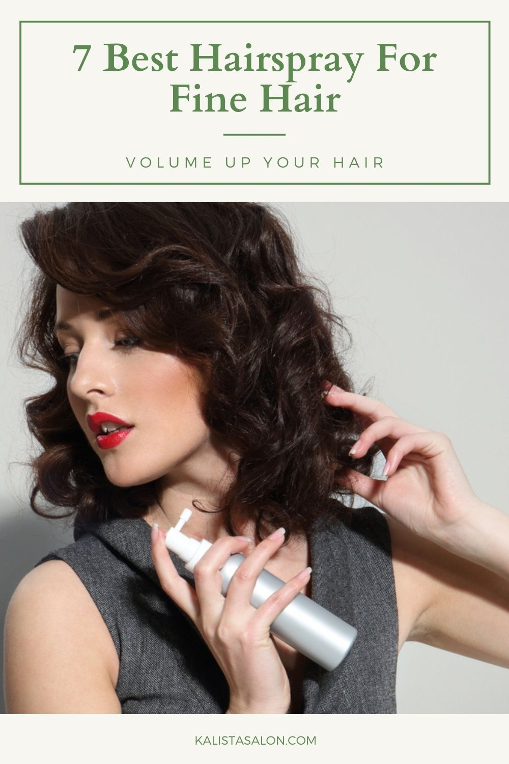 7 Best Hairsprays for Fine Hair Review