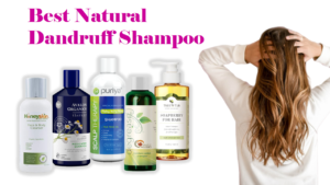 Best Natural Dandruff Shampoo