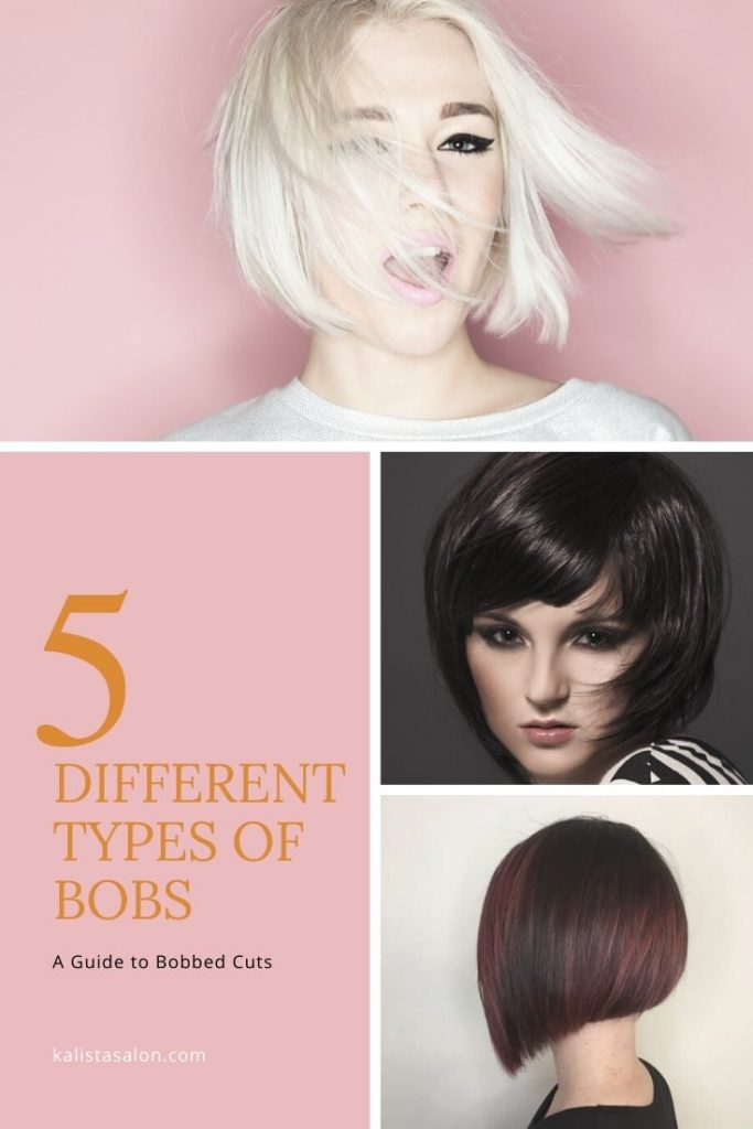 5 Different Types of Bobs