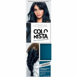 L'Oreal Paris Colorista Semi-Permanent Midnight Blue