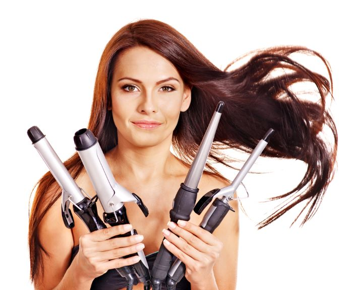 Rotating curling irons: Fixed Vs. Adjustable Vs. Customizable Setting