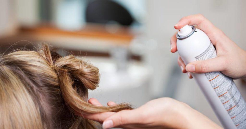Hairspray for fine hair