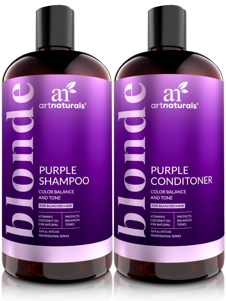 ArtNaturals Purple Shampoo