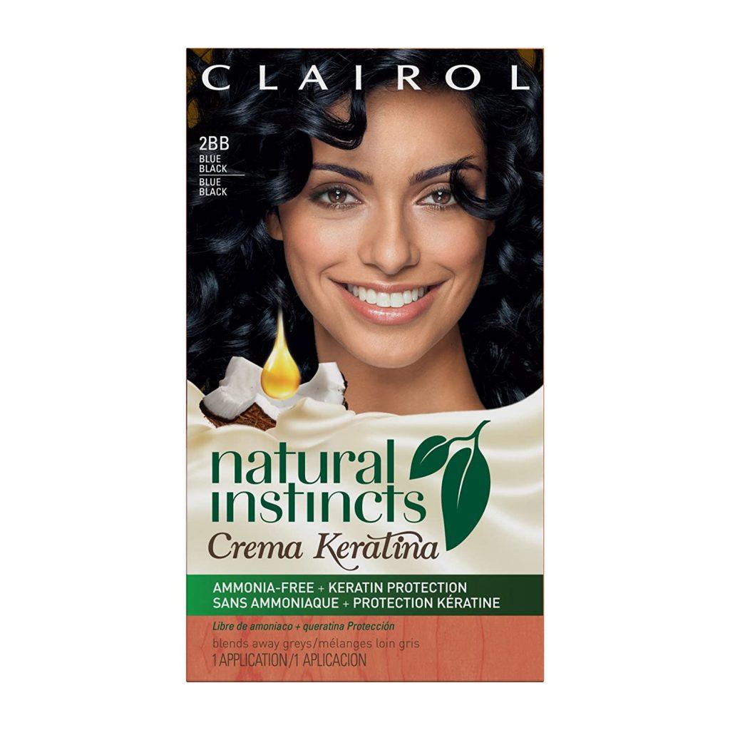 Clairol Natural Instincts Crema Keratin