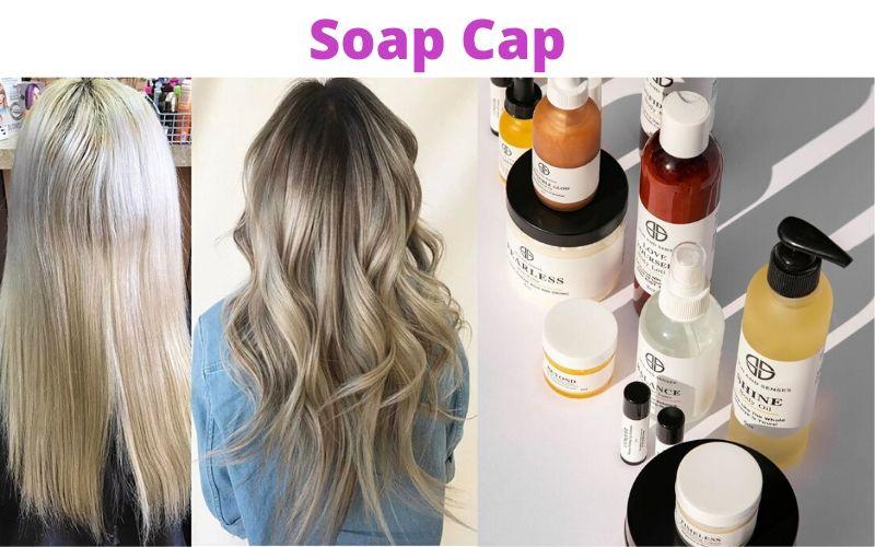 Soap Cap