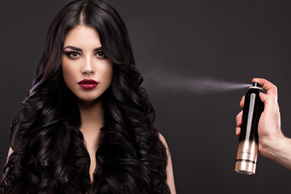 Shine Spray for Hair