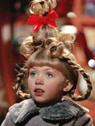 Cindy Lou Who Hairstyle