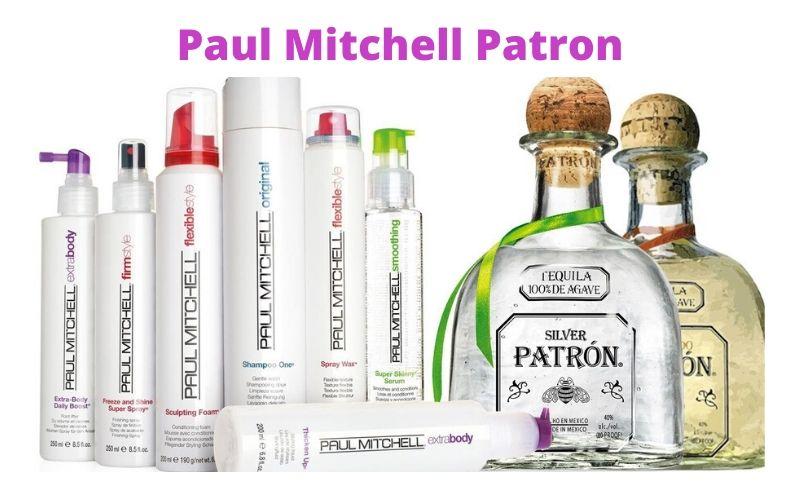 PAUL MITCHELL PATRON