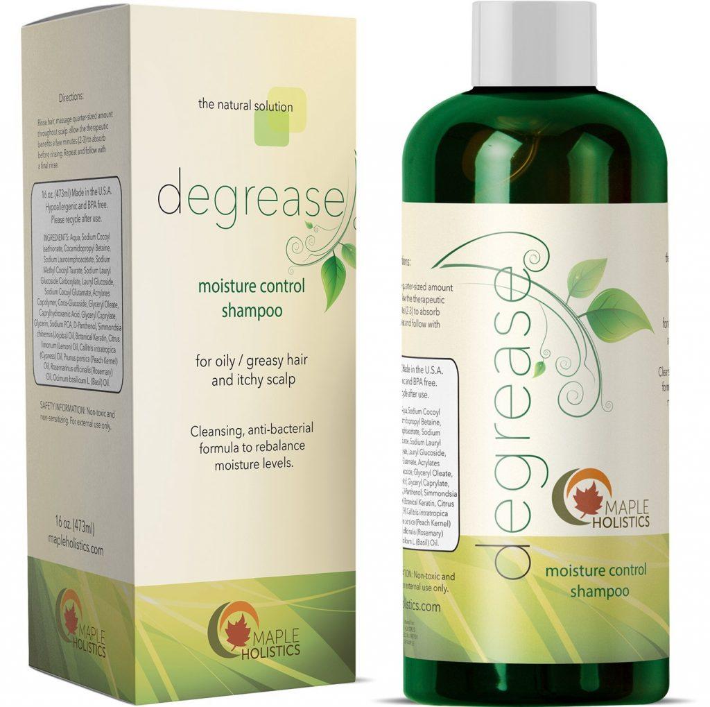 Maple Hollistic Degrease Shampoo