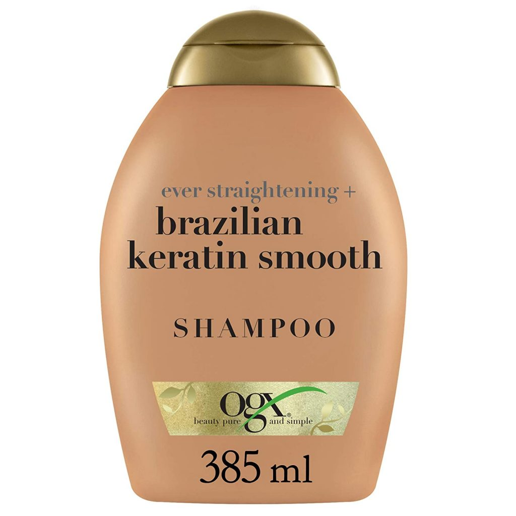 OGX Ever-Straightening + Brazilian Keratin Therapy Shampoo