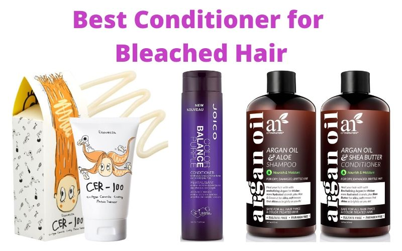 Best Conditioner for Bleached Hair