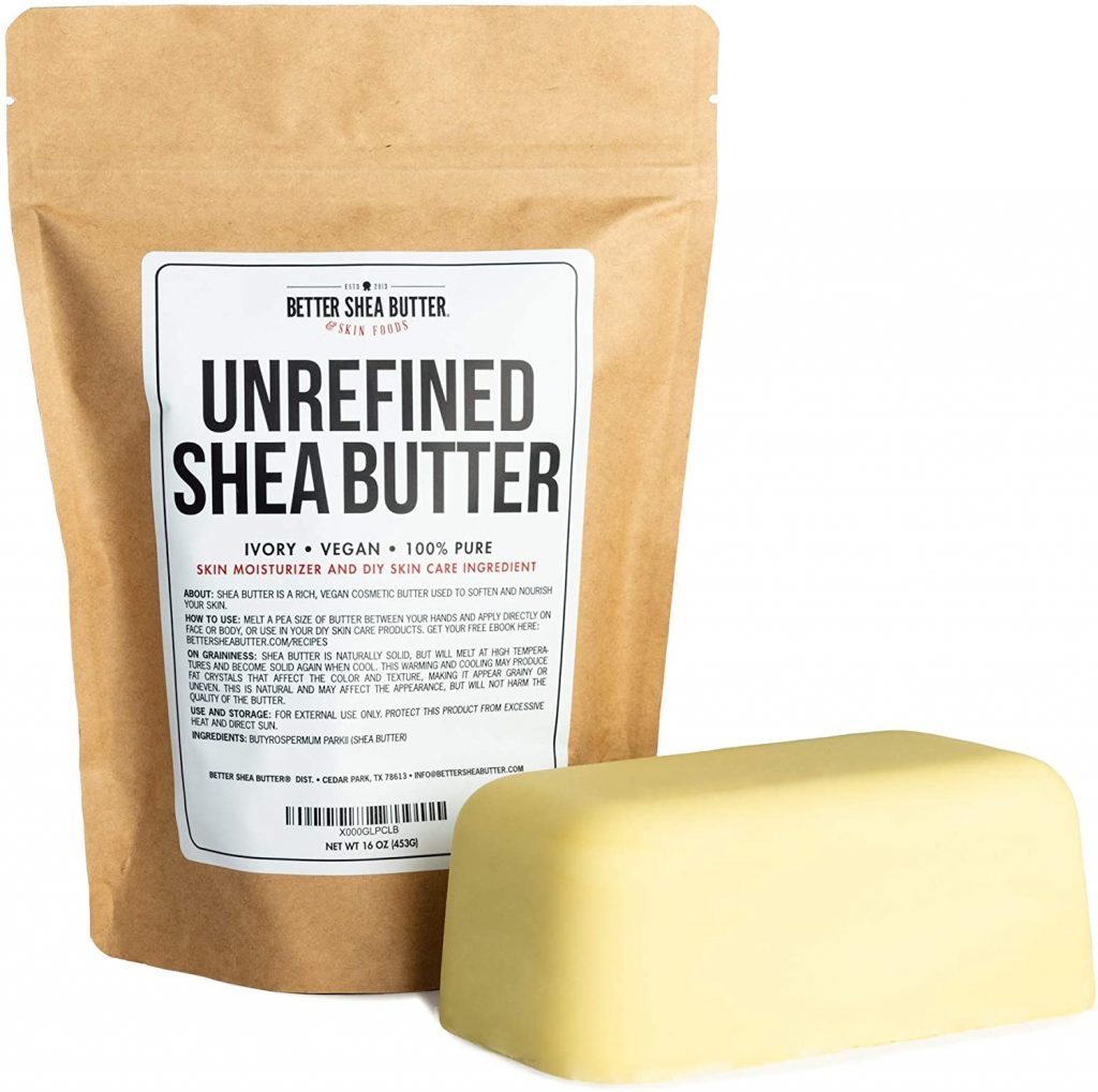 Better Shea Butter 100% Unrefined Shea Butter