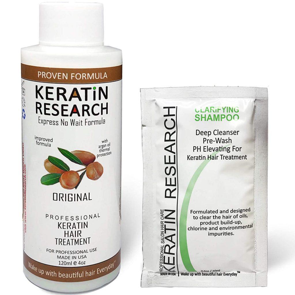 Brazilian Keratin Blowout Hair Treatment Complex