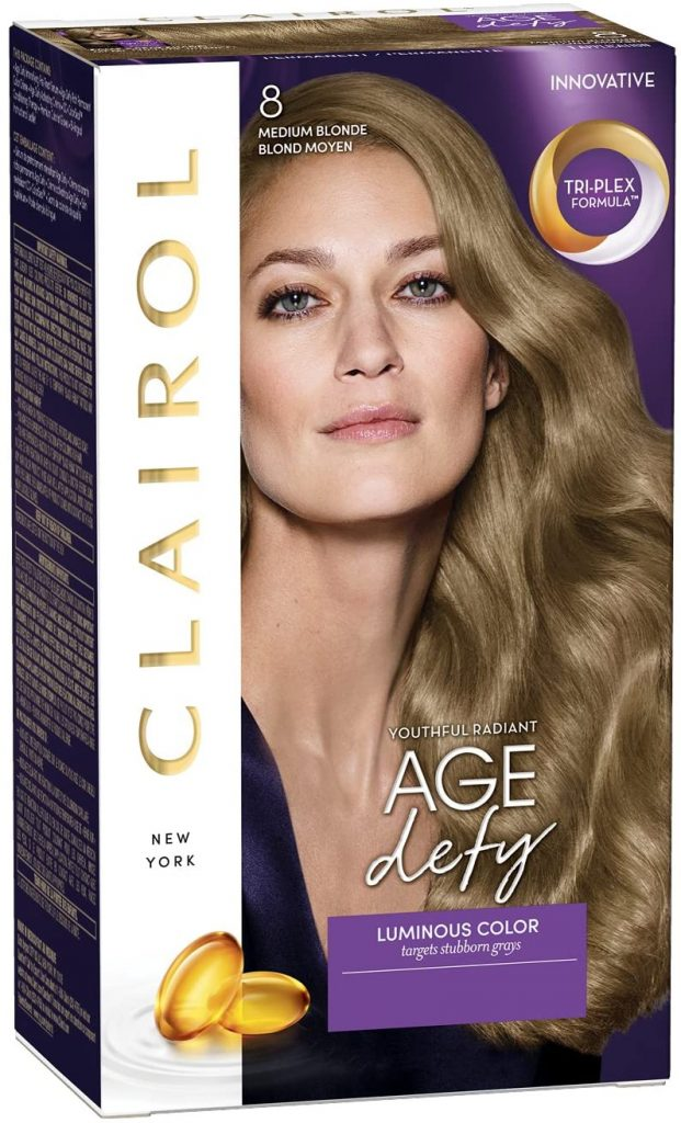 Clairol - Age Defy Permanent Hair Color