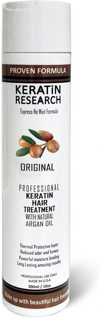 Keratin Research Brazilian Keratin Hair Treatment