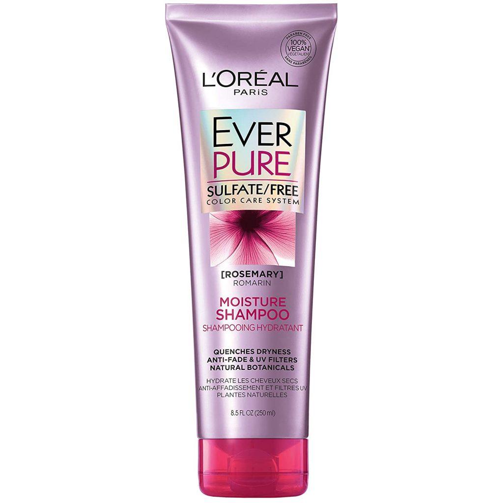 L'Oreal Paris EverPure Sulfate Free Moisture Shampoo