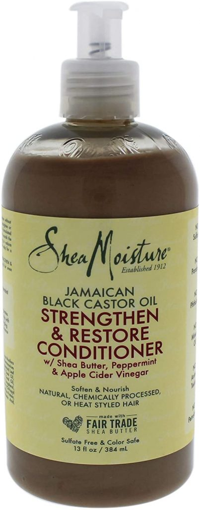 Shea Moisture Jamaican Black Castor Oil Rinse-Out Conditioner
