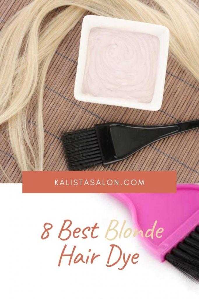 best blonde hair dye