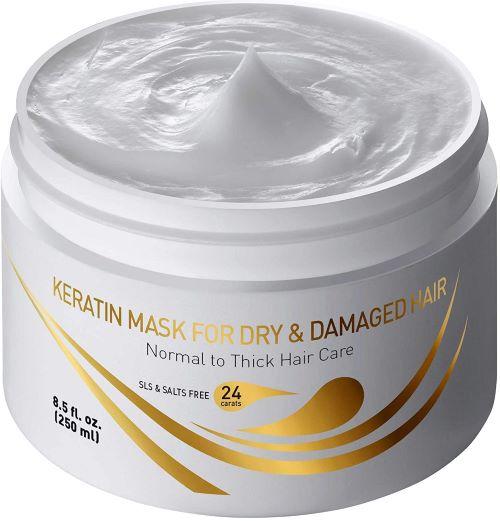 Vitamins Hair Cosmetics Vitamins Keratin Hair Mask