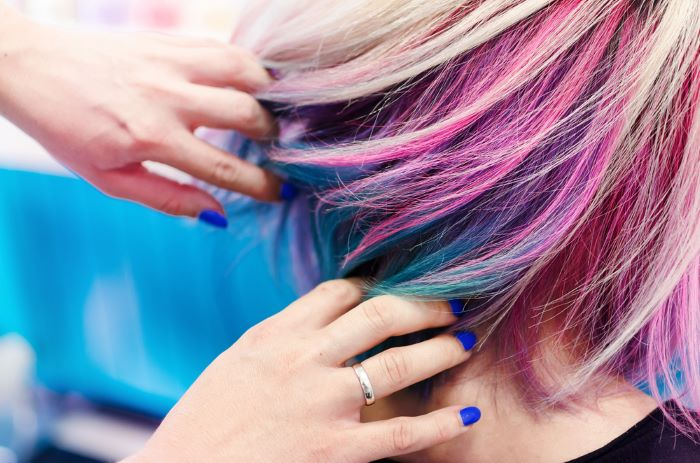 Things to look out for when buying purple hair dye
